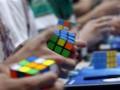 Житель Австралии собрал кубик Рубика за восемь секунд