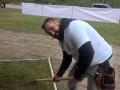 В Запорожье битами и молотком избили борца за трезвость