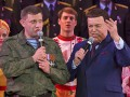 День в фото: Кобзон с боевиками и 70-летие освобождения Украины