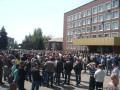 В Енакиево пророссийские активисты захватили металлургический завод и блокируют горисполком - соцсети