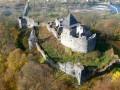 На Закарпатье обвалилась крыша древнего замка