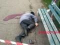 В Николаеве на глазах у прохожих застрелился пенсионер