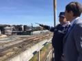 Министр экологии заявил, что не был в Монако во время пожара на нефтебазе