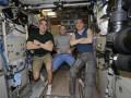 На МКС в российском модуле сломался туалет