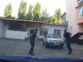 После погони пьяный водитель подрался с патрульными в Черкассах