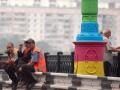 В России фонарный столб обвинили в пропаганде гомосексуализма
