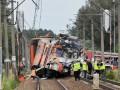 В Польше поезд столкнулся с грузовиком: 28 пострадавших