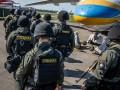 На округе в Донецкой области ЦИК посчитал бюллетени со спецназом