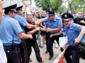 Приезд Фарион в Одессу вызвал мордобой (ФОТО, ВИДЕО)
