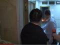 Левченко и Семенченко изучали, как горит дымовая шашка в туалете