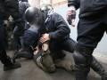 В Киеве полиция задерживает сторонников Саакашвили