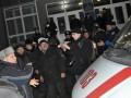 В Донецке проходит суд над протестующими чернобыльцами, одного из них забрала скорая