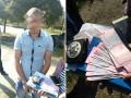 Полицейский-взяточник устроил ДТП убегая от СБУ