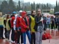 Готов к труду и обороне: В Ялте бюджетников заставили под дождем сдавать нормы ГТО