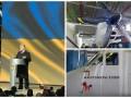 Порошенко представил арабам новый самолет Ан-132D