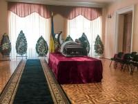В Доме офицеров прощались с Тымчуком: Кто был на церемонии