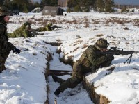 Канадский генерал не боится войск РФ в Арктике