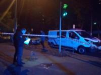 В Киеве на улице застрелили мужчину
