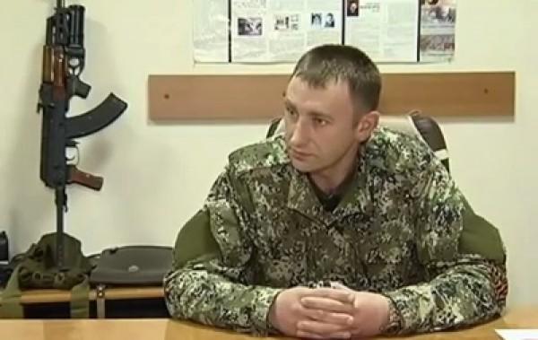 """Здрилюк является правой рукой """"главнокомандующего ДНР"""" Гиркина-""""Стрелка"""""""