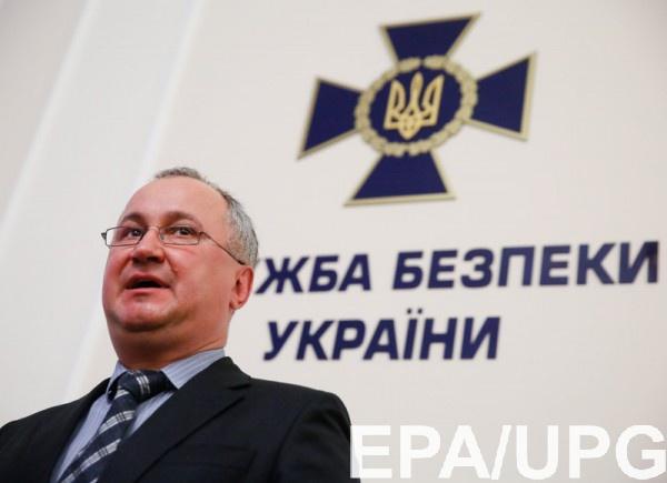 """Грицак утверждает, что ФСБ """"втемную"""" использует ветеранов АТО"""