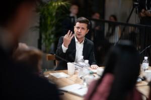 Зеленский: Мы виновны в том, что украинцы едут на заработки за границу