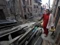Количество жертв землетрясения 12 мая в Непале выросло до 96 человек