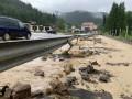 Парадоксы стихии: Из-за потопа город Яремче остался без воды