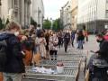 На Банковой протестуют против главы МОЗ Степанова