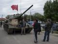 На параде 9 мая в Донецке будет как минимум 13 единиц техники