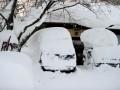 Из-за снегопада в США погибло уже 9 человек, сегодня выпадет еще метр снега