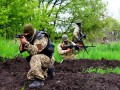В районе Гнутово прошел бой, террористы отступили - пресс-центр АТО