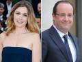 Франсуа Олланд решил жениться на актрисе Жюли Гайе