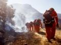Пожар в Калифорнии: более 1000 пропавших без вести