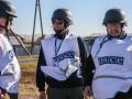 Наблюдатели ОБСЕ за выходные насчитали около 700 взрывов в зоне АТО