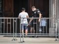 Мужчина захватил в заложники охранника Миланского собора
