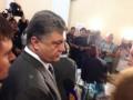 Выборы 2014: Петр Порошенко проголосовал (ВИДЕО)