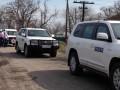 В Донецкой области патруль ОБСЕ попал под обстрел
