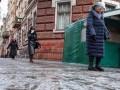 Гололед на Львовщине вызвал массовые ДТП
