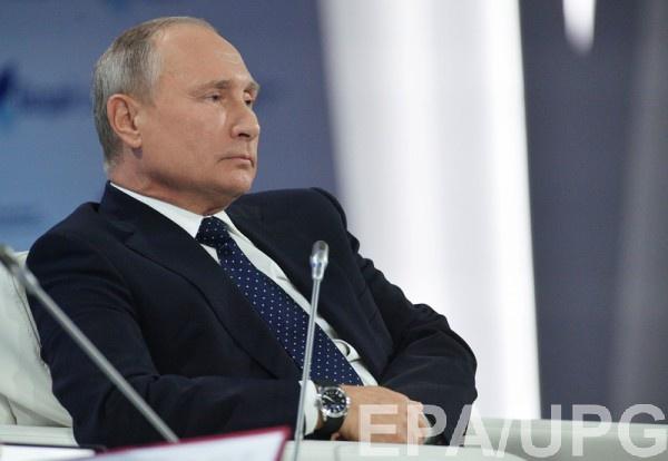Владимир Путин подписал указ о санкциях