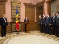 Протесты в Молдове: Новое правительство втайне присягнуло президенту