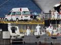 На закрытом на карантин круизном лайнере двадцать украинцев - СМИ
