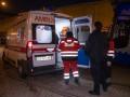В Киеве мужчина посреди улицы истекал кровью