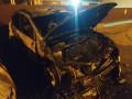 Пытались запугать: В Хмельницкой области сожгли машину депутата