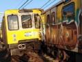 В Неаполе столкнулись три поезда метро: 13 пострадавших