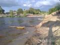 Жители Киевской области жалуются на добычу песка прямо на пляже