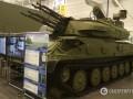 В Украине модернизировали зенитную установку