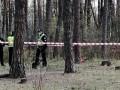 В лесополосе Киева нашли труп в мешке