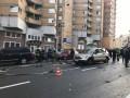 Взрыв в Киеве: пострадавшей модели грозит ампутация ноги