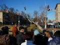 Беспорядки в Константиновке: задержан третий подозреваемый