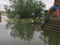 На Закарпатье остаются подтопленными 19 жилых домов